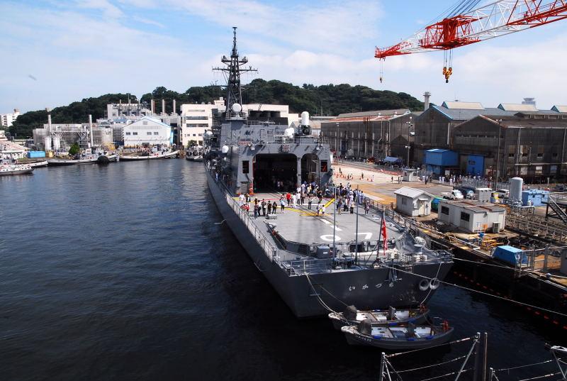 米海軍横須賀基地7
