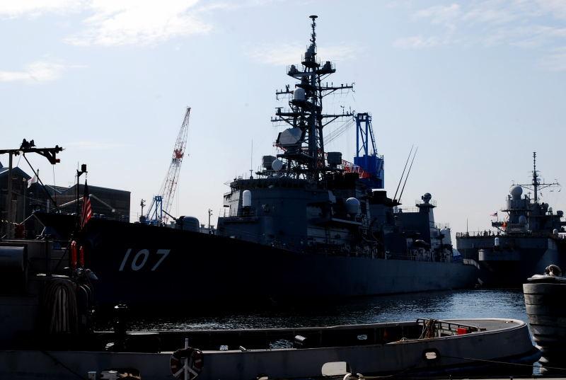 米海軍横須賀基地9