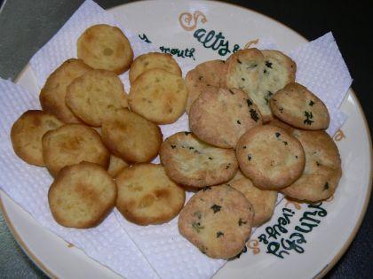 2種類のクッキー