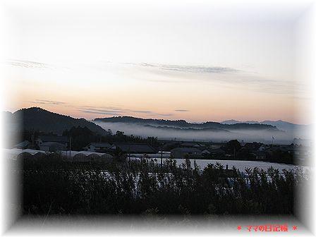 夕日 2008.11.22