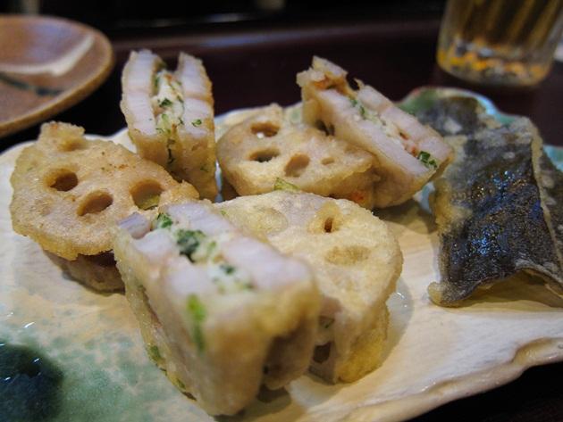 活麺 レンコン