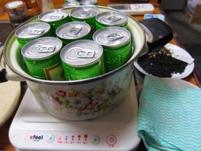 ぶれ お茶 1.