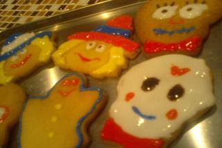 ハロウィンcookie