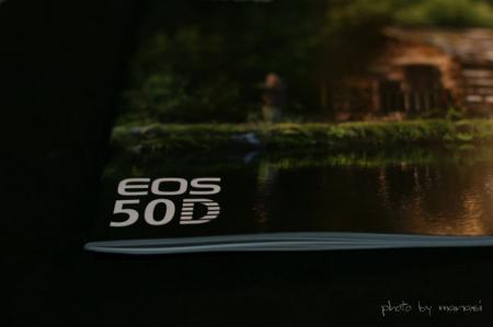EOS50Dカタログ。