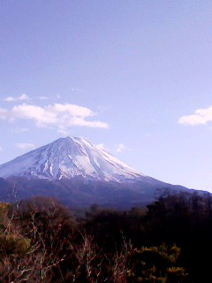 090102 Mt FUJI
