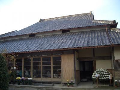 原鹿の旧豪農屋敷(江角家)