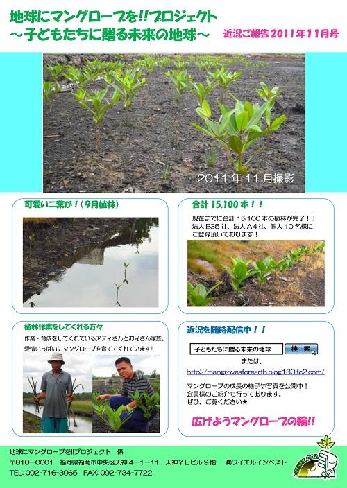 ご報告2011年11月号(小)