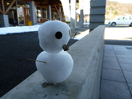 雪だるまん33号06(2011.11.18)
