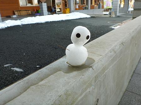 雪だるまん33号08(2011.11.18)