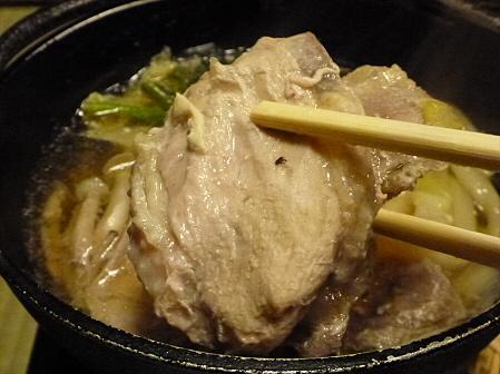 峡雲荘の夕食12(2011.12.4)