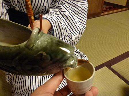 峡雲荘の夕食18(2011.12.4)