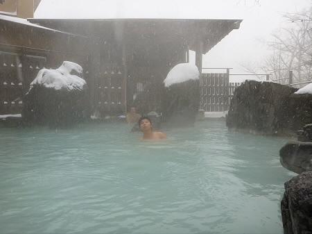 峡雲荘の露天風呂06(2011.12.5)