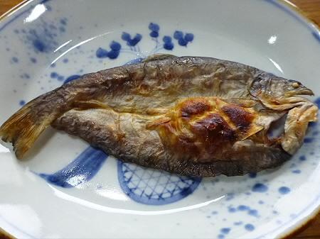 峡雲荘の朝食02(2011.12.5)
