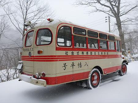 冬のボンネットバス03(2011.12.5)