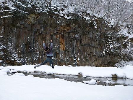 ジャンプ!01(2011.12.21)玄武岩