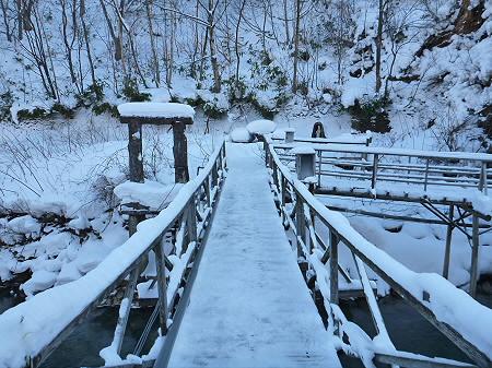 松楓荘の岩風呂05(2011.12.21)