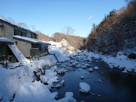 松楓荘の岩風呂06(2011.12.21)