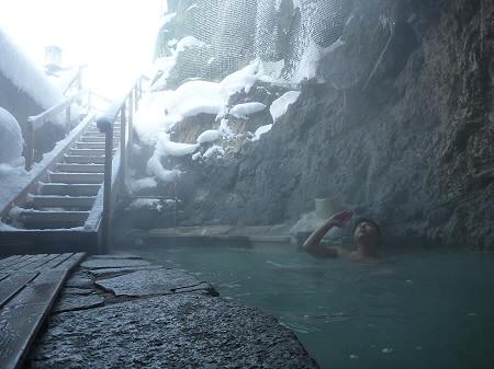 松楓荘の岩風呂13(2011.12.21)俺
