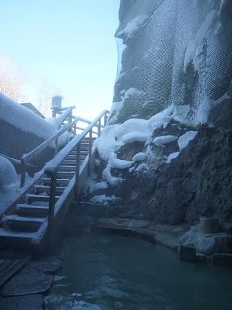 松楓荘の岩風呂16(2011.12.21)
