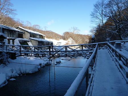松楓荘の岩風呂18(2011.12.21)