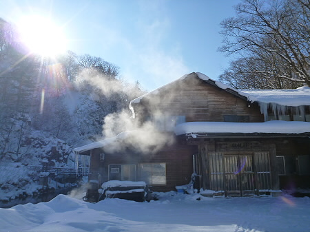 松楓荘の岩風呂23(2011.12.21)