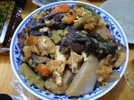 お煮しめ01(2011.12.31)