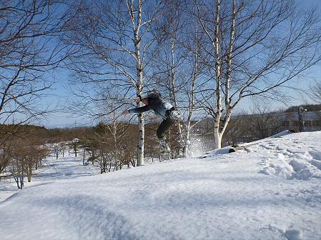 深雪のさくら公園15(2012.1.19)