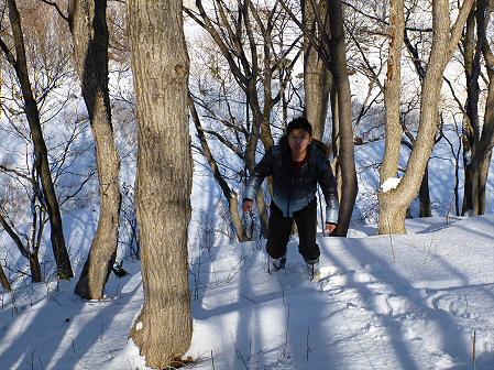 深雪のさくら公園22(2012.1.19)