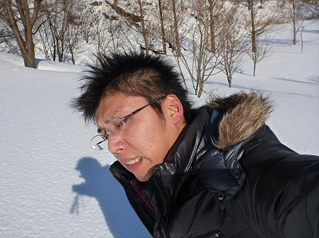 深雪のさくら公園32(2012.1.19)