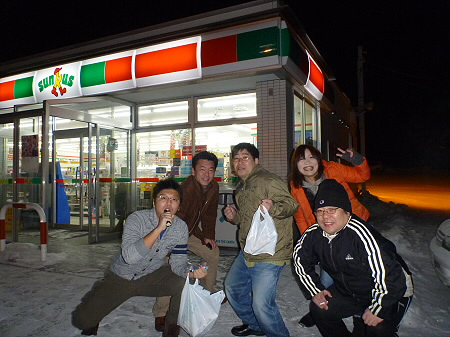 第3回 北三陸くじ冬の市に参加だぜっ!05(2012.1.28) vol.2