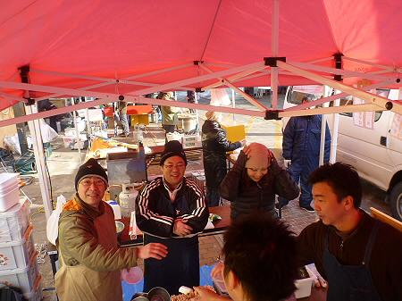 第3回 北三陸くじ冬の市に参加だぜっ!23(2012.1.28) vol.2