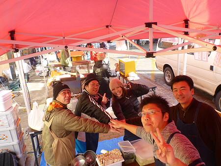 第3回 北三陸くじ冬の市に参加だぜっ!24(2012.1.28) vol.2