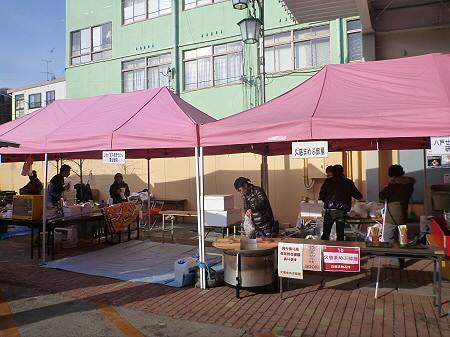 第3回 北三陸くじ冬の市に参加だぜっ!28(2012.1.28) vol.2