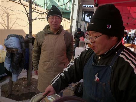 第3回 北三陸くじ冬の市に参加だぜっ!31(2012.1.28) vol.2