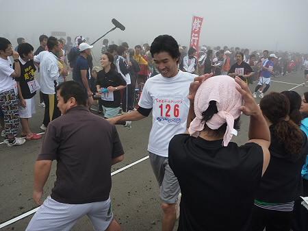 あっぴリレーマラソン39(2011.9.11)