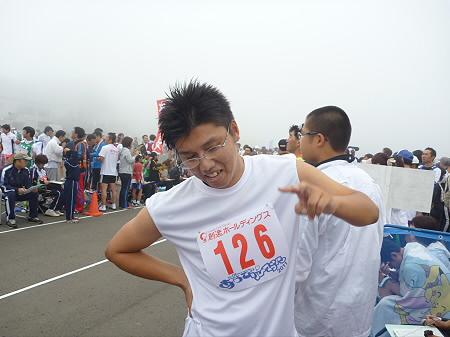 あっぴリレーマラソン45(2011.9.11)