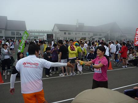 あっぴリレーマラソン55(2011.9.11)