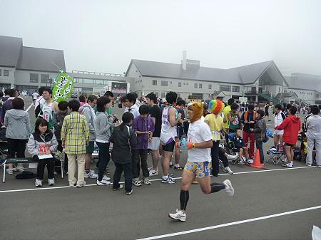 あっぴリレーマラソン61(2011.9.11)