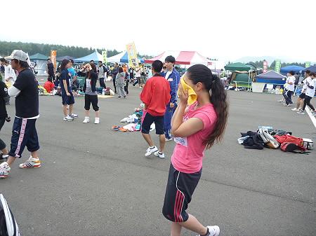 あっぴリレーマラソン67(2011.9.11)