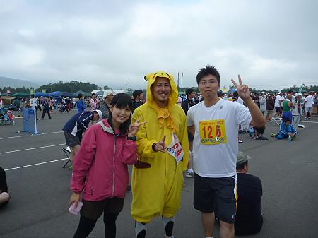 あっぴリレーマラソン69(2011.9.11)