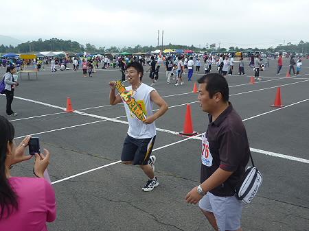 あっぴリレーマラソン75(2011.9.11)