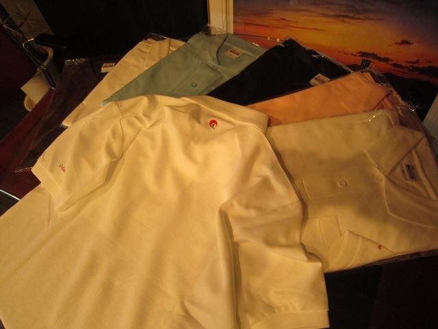 オリジナルポロシャツ