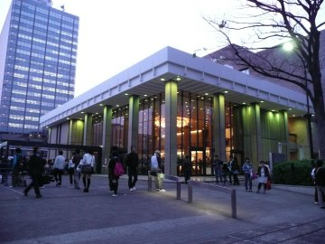 NHKhall