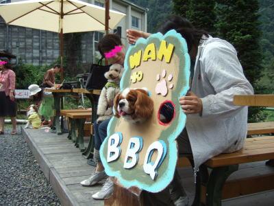 釣り堀カフェ二見 BBQ 39