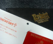 HYDEIST PASSPORT