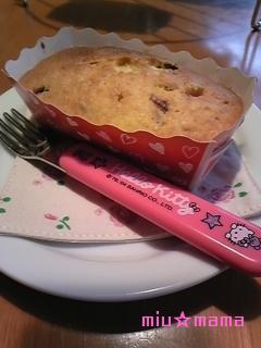 ミニパウンドケーキ2