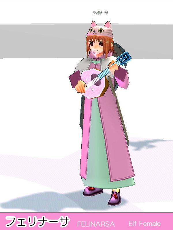 キャラクター・フェリナーサ