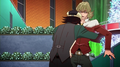 TIGER  BUNNY #19 Thats no way out.(袋の鼠).mkv_000289831