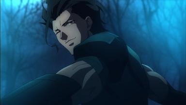 FateZero 第七話 魔境の森.mp4_001035325
