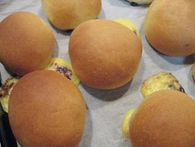 2009.1.22クリームパン2